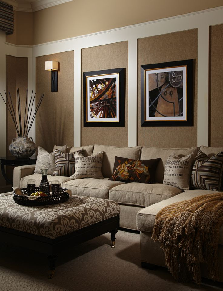 21 Amazing Tuscan Living Room Designs   Interior God