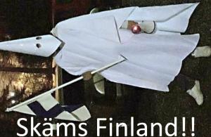 Finlands skam