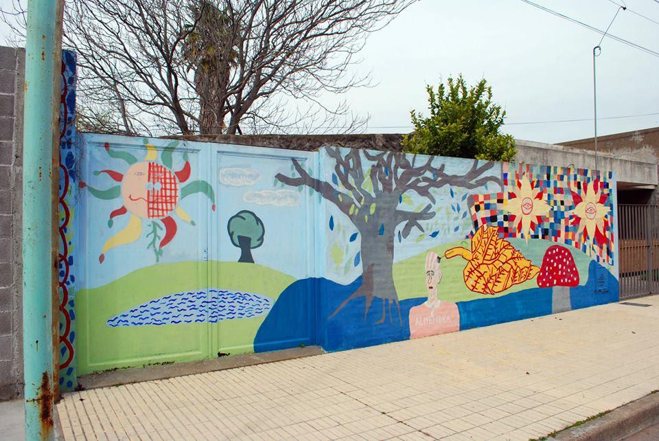 Murales Que Buscan Transformar Andar