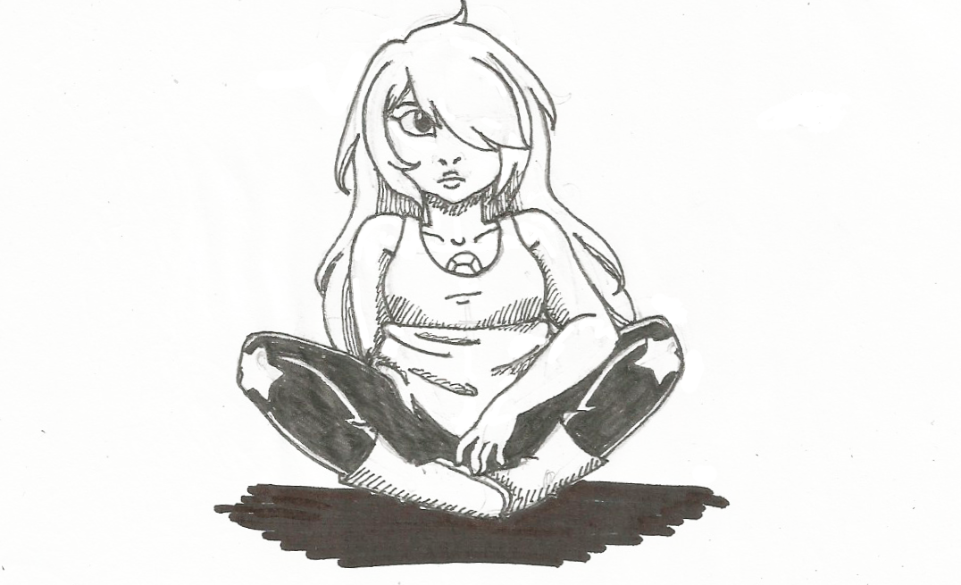 inktober day 6 ame c: