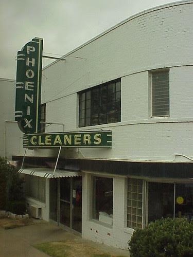 Phoenix Cleaners, Tulsa