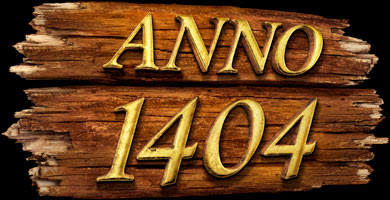 Logo of Anno 1404 (PC)