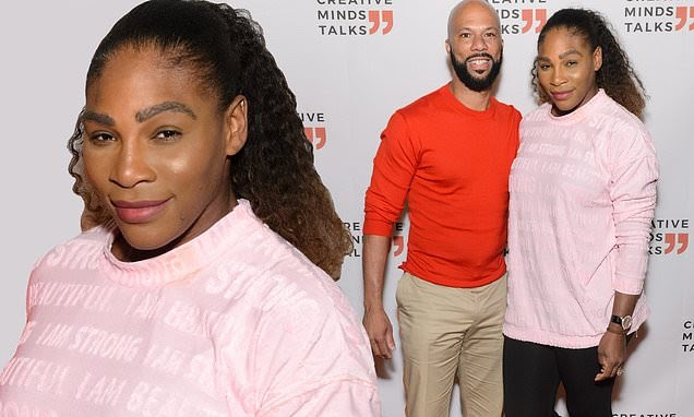 OLD FLAME? Serena Williams reunites with Ex -lover