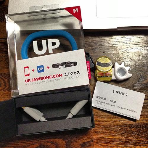 下部には充電用USBケーブル、クイックスタートガイド、保証書。
