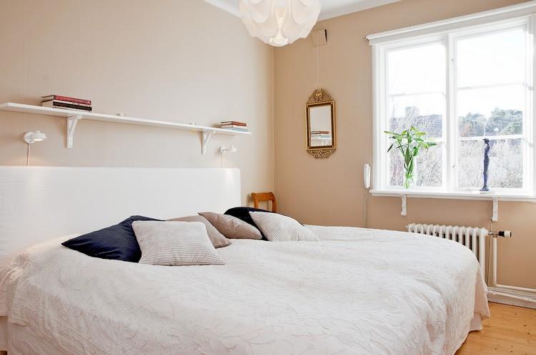 Farbgestaltung im Schlafzimmer - 32 Ideen für Farben
