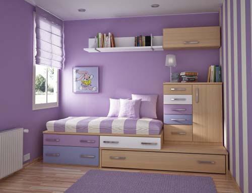 Single Bedroom Design Ideas for Small Bedroom | Kris Allen Daily