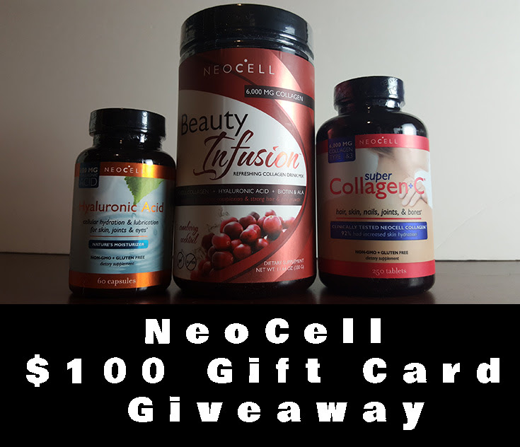 NeoCell $100 Gift Card Giveaway