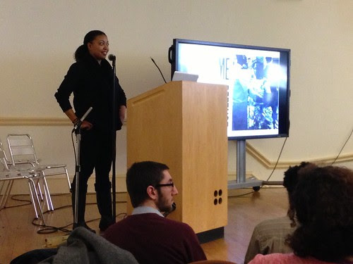 Adrienne Edwards, Black Surrealism Conference @ NYU