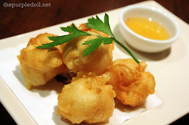 Camembert Cheese Fritters P385