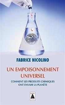 Un empoisonnement universel par Nicolino