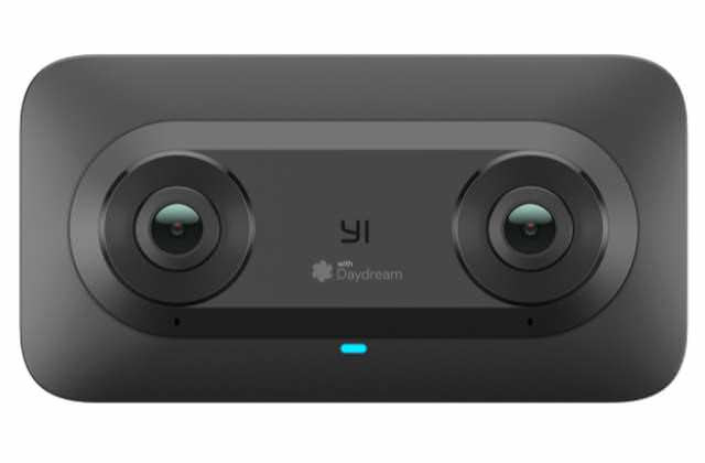 YI Partnered Google to Launch Horizon VR180 VR Camera at CES2018