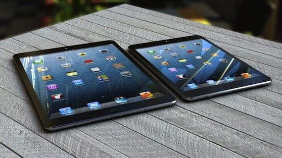Samsung se convierte en el principal proveedor de pantallas para iPad