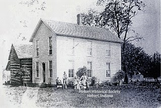 Mundell homestead ca. 1888