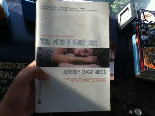 Virgin Suicides by Jeffery Eugenides