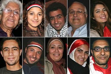 Diez rostros para un nuevo país. | VEA MÁS IMÁGENES