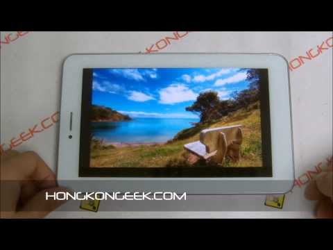 Freelander PX1C Android tablet
