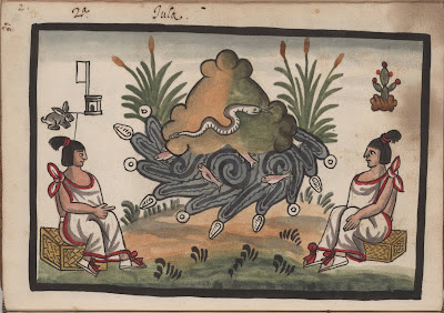 Coatepec, the Toltec city in Tula