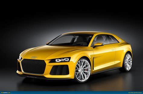 AUSmotive.com » Audi Sport quattro concept revealed