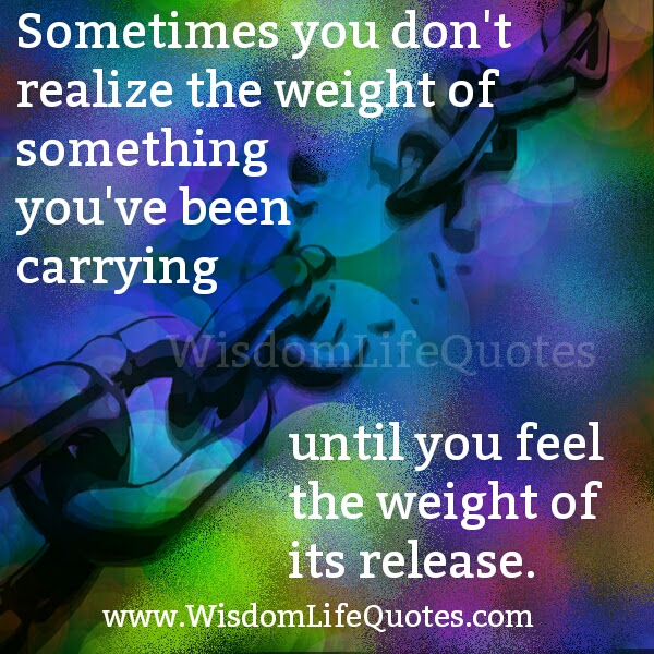 Carrying The Weight Of The World Quotes Im Tired Of Carrying