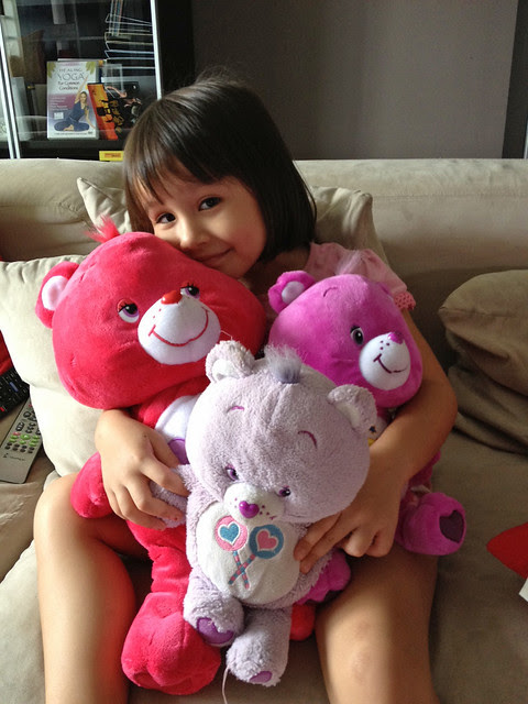 Care bears galore