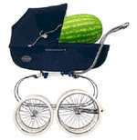 Pram_with_watermelon_baby