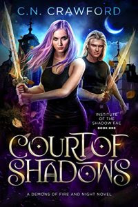 Court of Shadows by C.N. Crawford