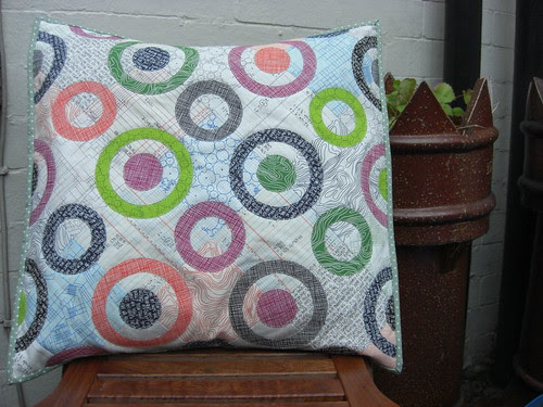Bullseye Cushion