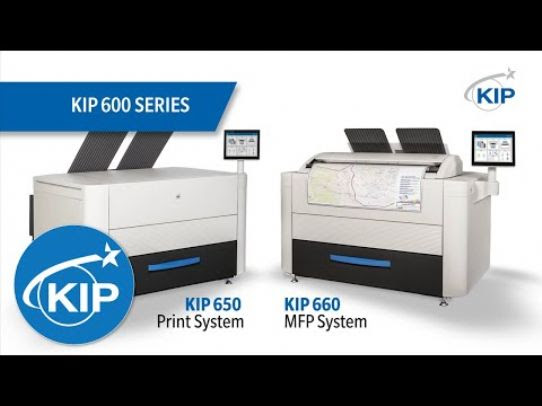 Kip 600 Series Toronto Photocopiers Faxes And Multifunctions Office Equipment Scanners Shredders Sales And Service York Region Toronto Bryte Com