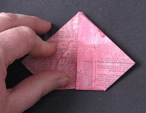Origami Heart 021