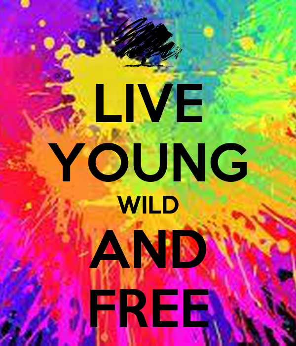 Animal World Wallpaper Live Young Wild And Free Poster