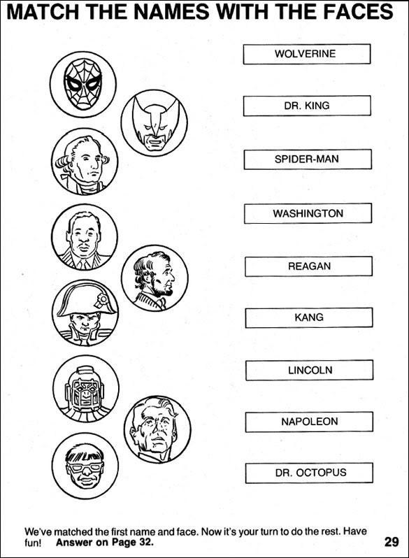 Marvel Super Heroes Secret Wars Crime of the Centuries