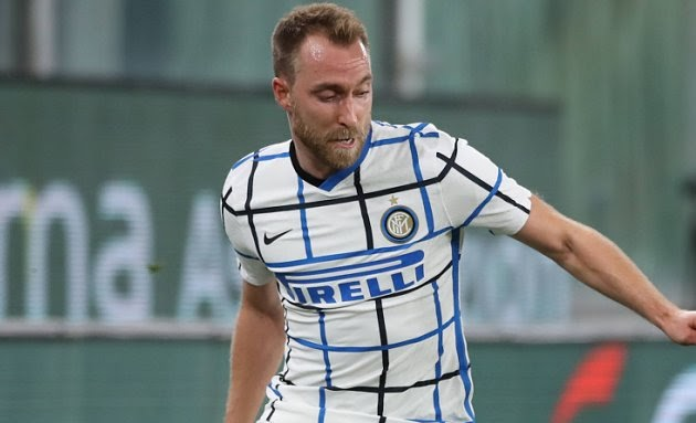 German club Borussia Dortmund showing interest in Inter Milan outcast Christian Eriksen