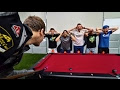 Pool Trick Shots 2 | Dude Perfect - Video