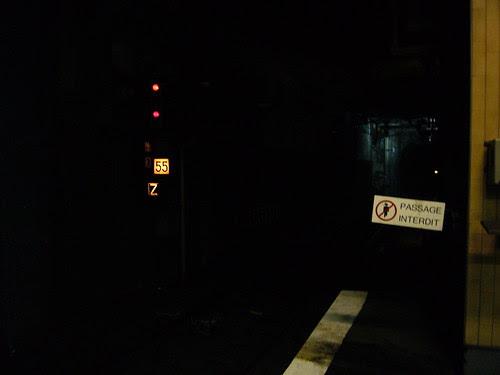 'LE' tunnel du RER B (et D)