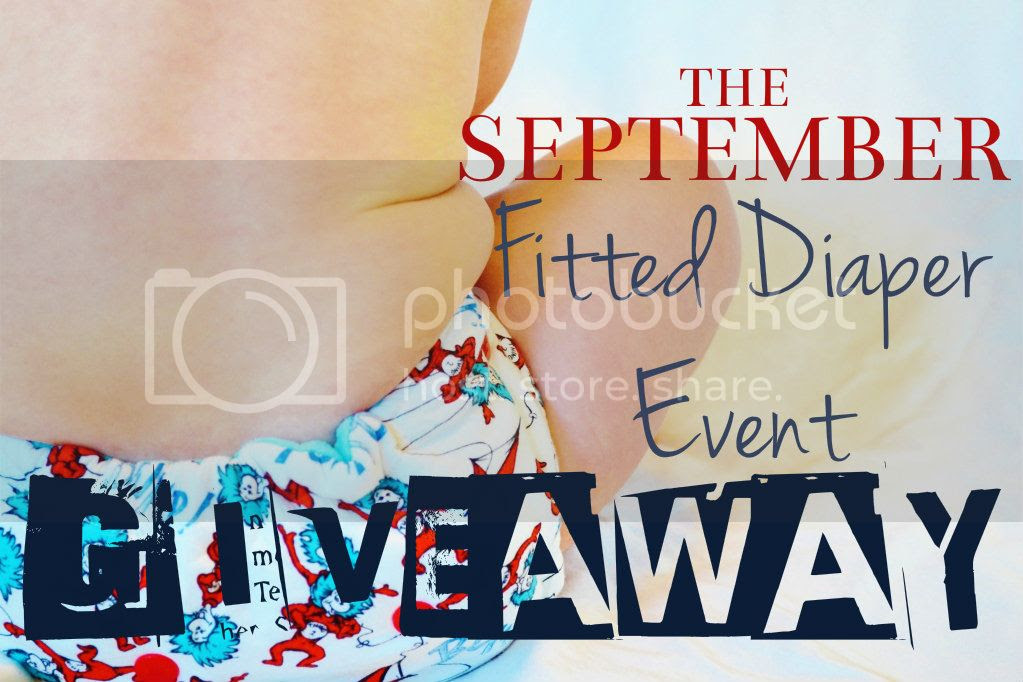 The September Fitted Diaper Event GIVEAWAY