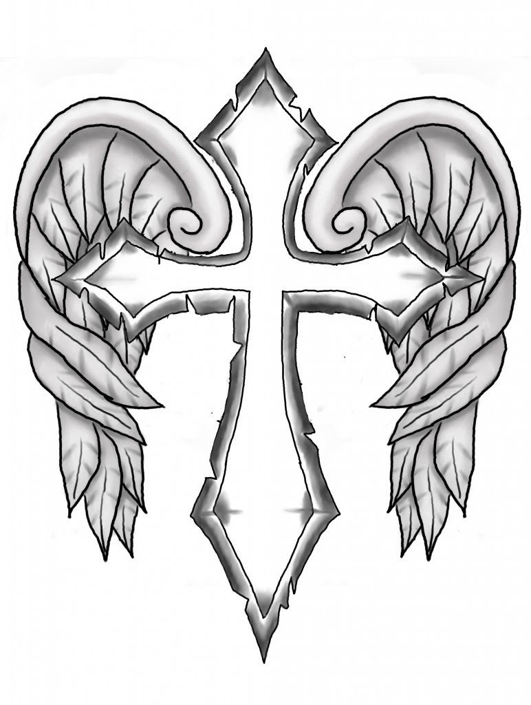 Free Cool Pictures Of Crosses To Draw Download Free Clip Art Free
