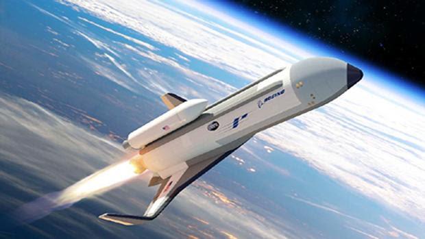 El avión espacial XS1