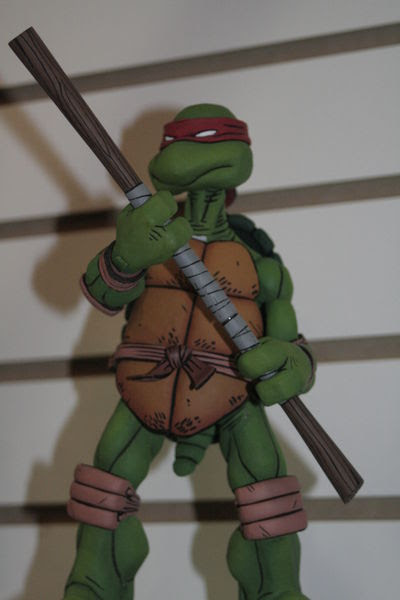 NECA's TMNT ..   Donatello ..// U.S. Toy Fair 2008    [[ Courtesy Action-Figure.com ]]
