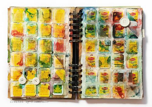 Journal 08 - Tea inspiration