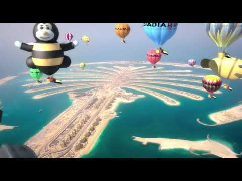 UAE Ballooning Championship 2011