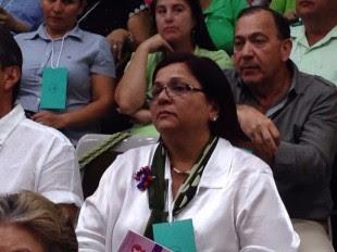 Dinorah Quesada fue electa por Alajuela. (CRH)