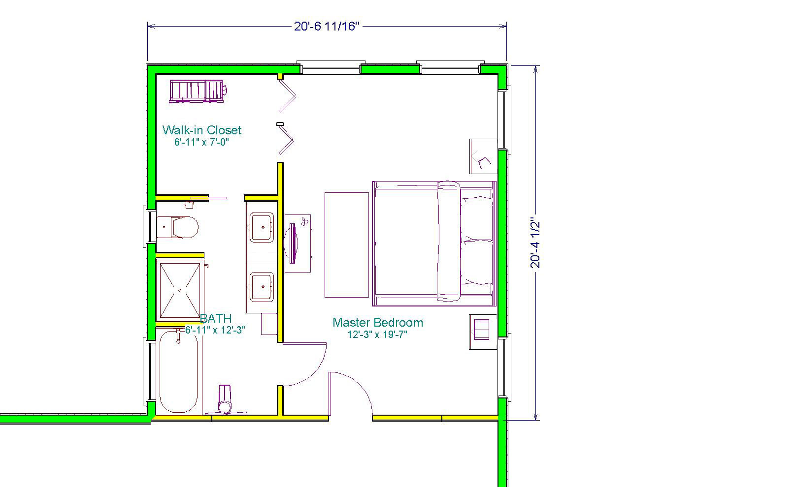 The Executive Master Suite 400sq-ft - Extensions - Simply