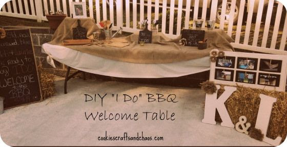 DIY Backyard BBQ Decoration Ideas