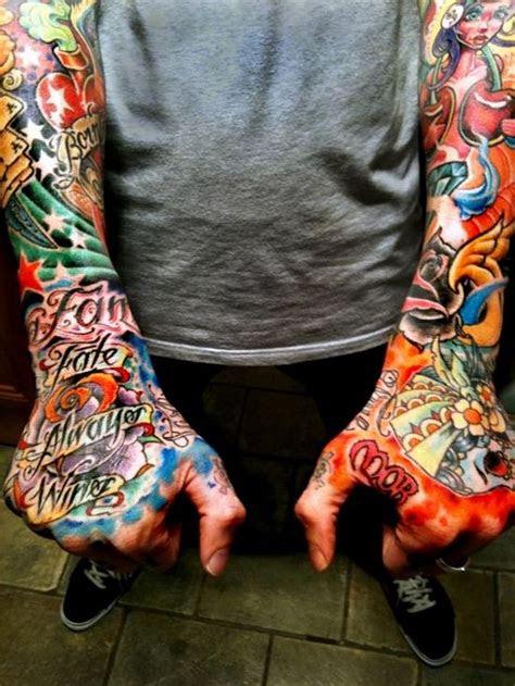 hand tattoos men designs ideas guys