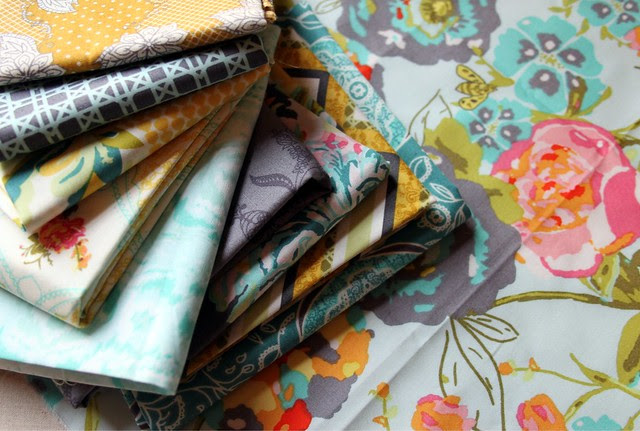 LillyBella by Bari J. for Art Gallery Fabrics