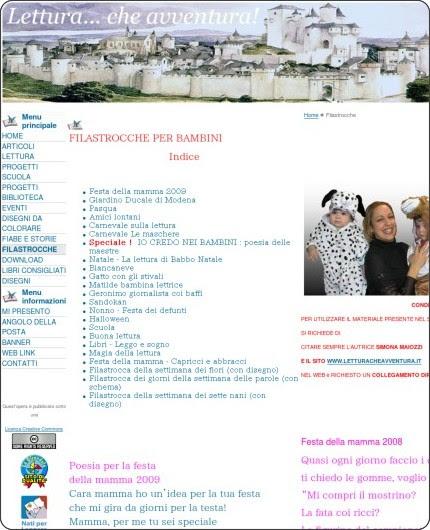 http://www.letturacheavventura.it/index.php?option=com_content&task=view&id=21&Itemid=45