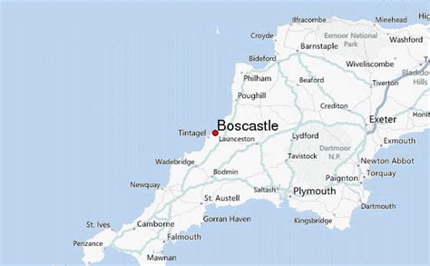boscastle weather forecast