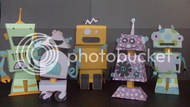 Cricut Robot Tutorial