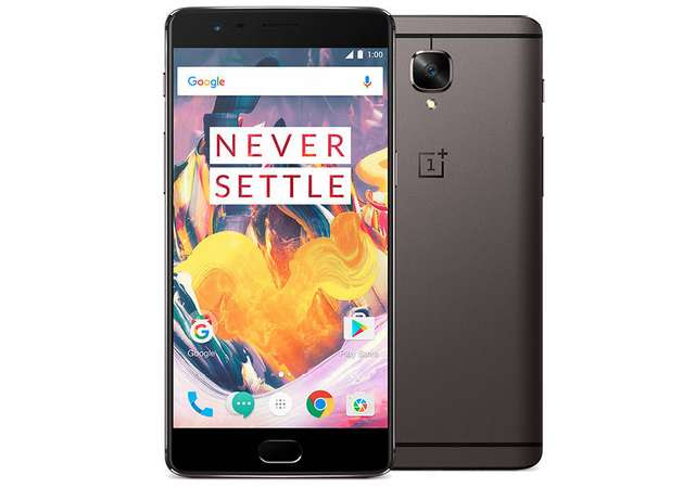 OnePlus 3T Goes Official in India, Price Starts at Rs 29,999
