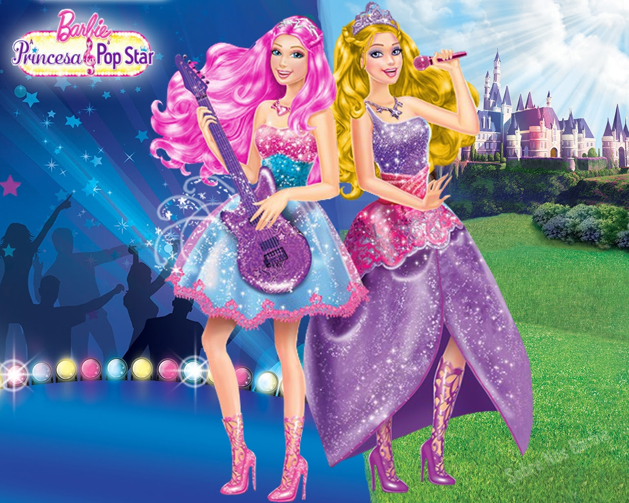 Barbie The Princess And The Popstar Images Barbie The Princess And